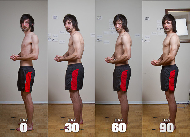 Bony to Beastly How to Build Muscle